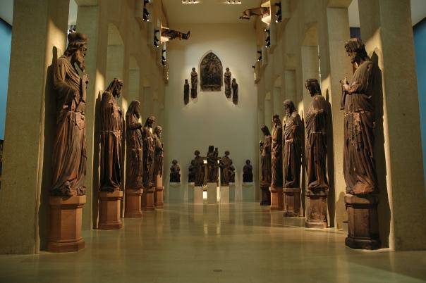 Augustinermuseum_Skulpturenhalle